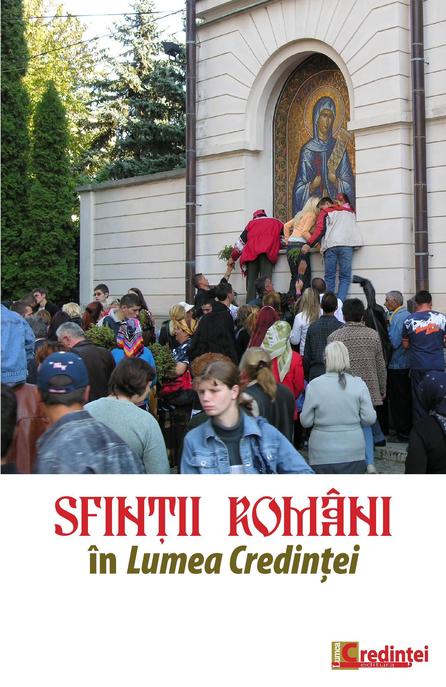 Sfintii romani in LC  COP